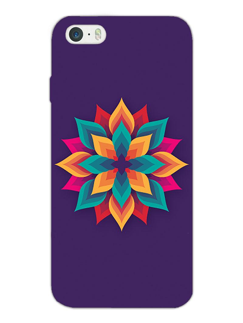 Blossom Apple iPhone 5/5S/SE Case