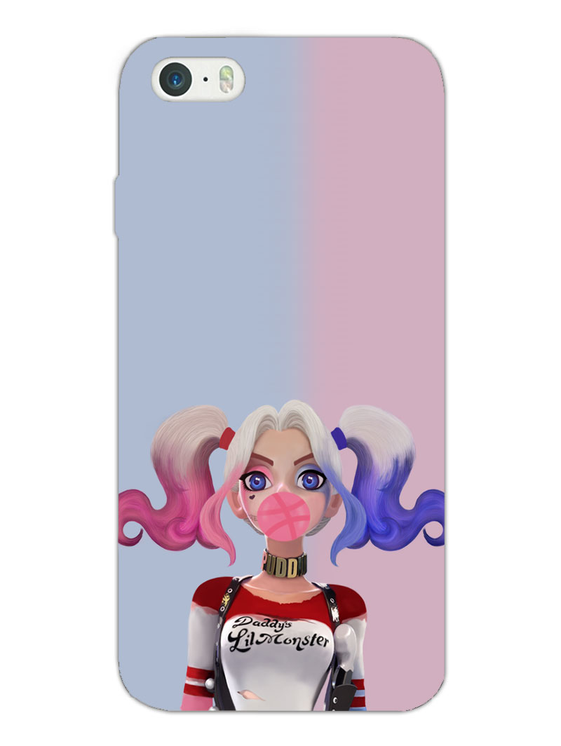 Daddys Girl Apple iPhone 5/5S/SE Case