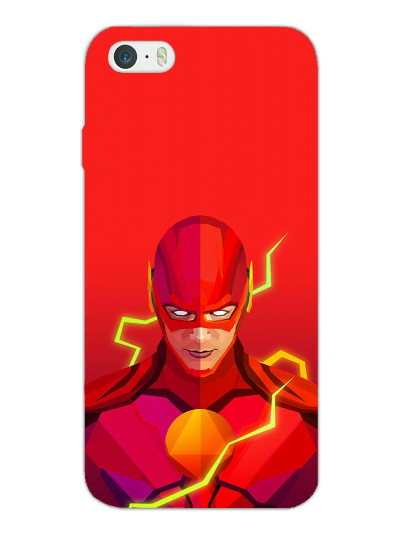 Flash Apple iPhone 5/5S/SE Case