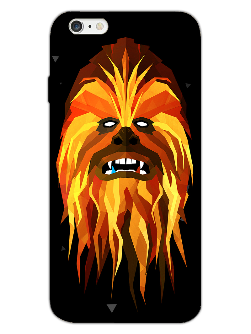 Chewbacca Starwars Apple iPhone 6 / 6s Case