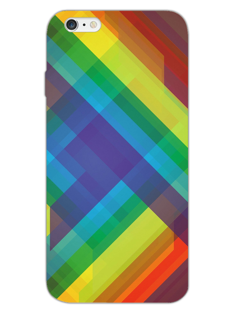 Colorful Checked Apple iPhone 6 / 6s Case