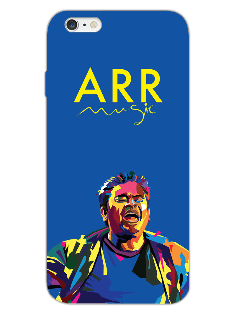 AR Rahman Apple iPhone 6s plus / 6 plus Case