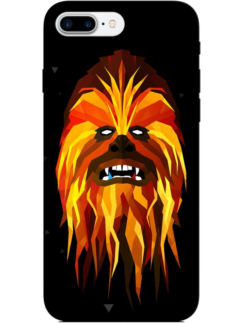 Chewbacca Starwars Apple iPhone 7 Plus