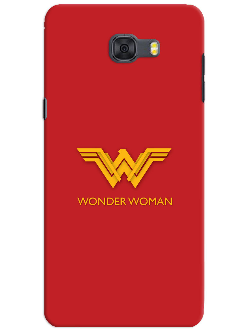 Wonder women logo samsung galaxy c9 pro case biocorpaavc Images