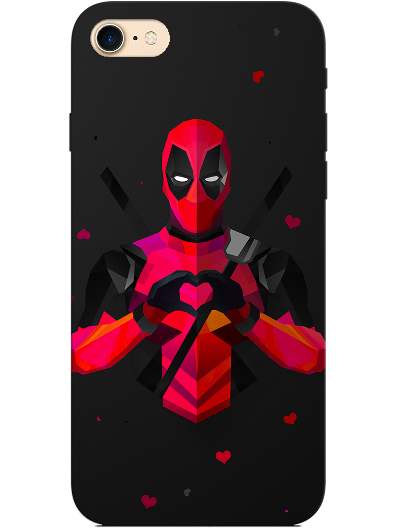 3d deadpool case iphone 7
