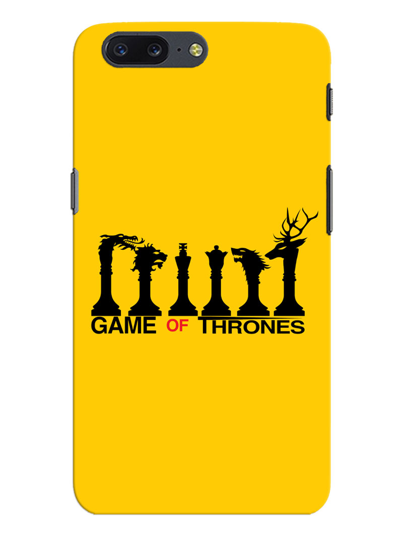 wholesale dealer be293 6feb7 Game of Thrones OnePlus 5 Case