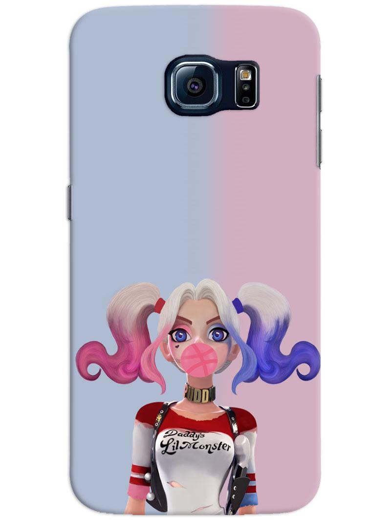 half off f246d bd8be Daddys Girl Samsung Galaxy S6 Edge Case